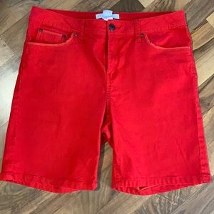 5/$15 Red Shorts 10